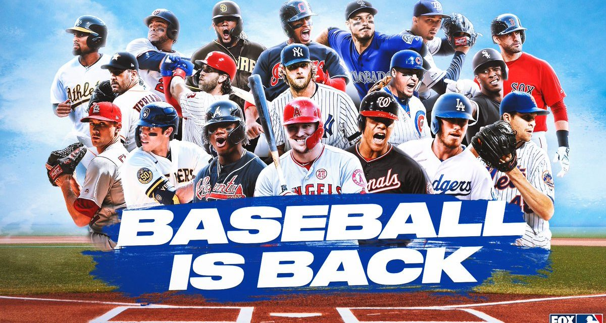Everything You Need To Know About Major League Baseball's Return