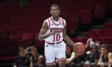 Interview with NIU Star Eugene German