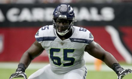 Germain Ifedi Back to Guard: What it Means for the Bears