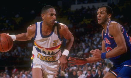 The Forgotten NBA Legend of the 80's: Alex English