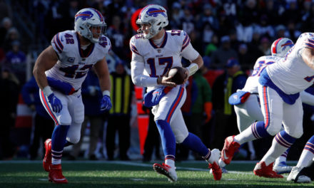 Why the Bills Offense is Extremely Underrated