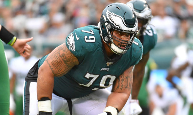 Potential Replacements for Eagles' OL Brandon Brooks
