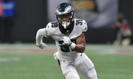 Interview With Philadelphia Eagles Cornerback Craig James