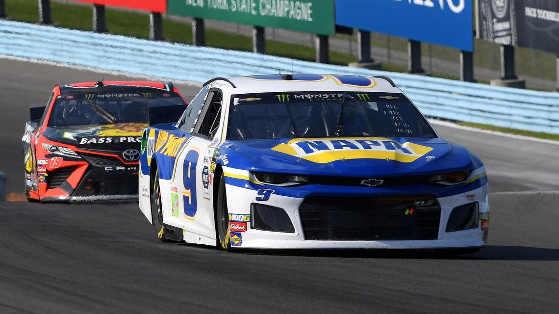 Why Chase Elliott Is the Dark Horse to Win the Cup Series