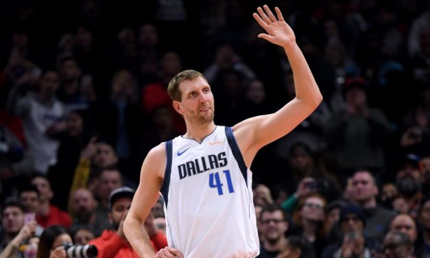 Dirk Nowitzki Could Have Been the Original Darko Miličić