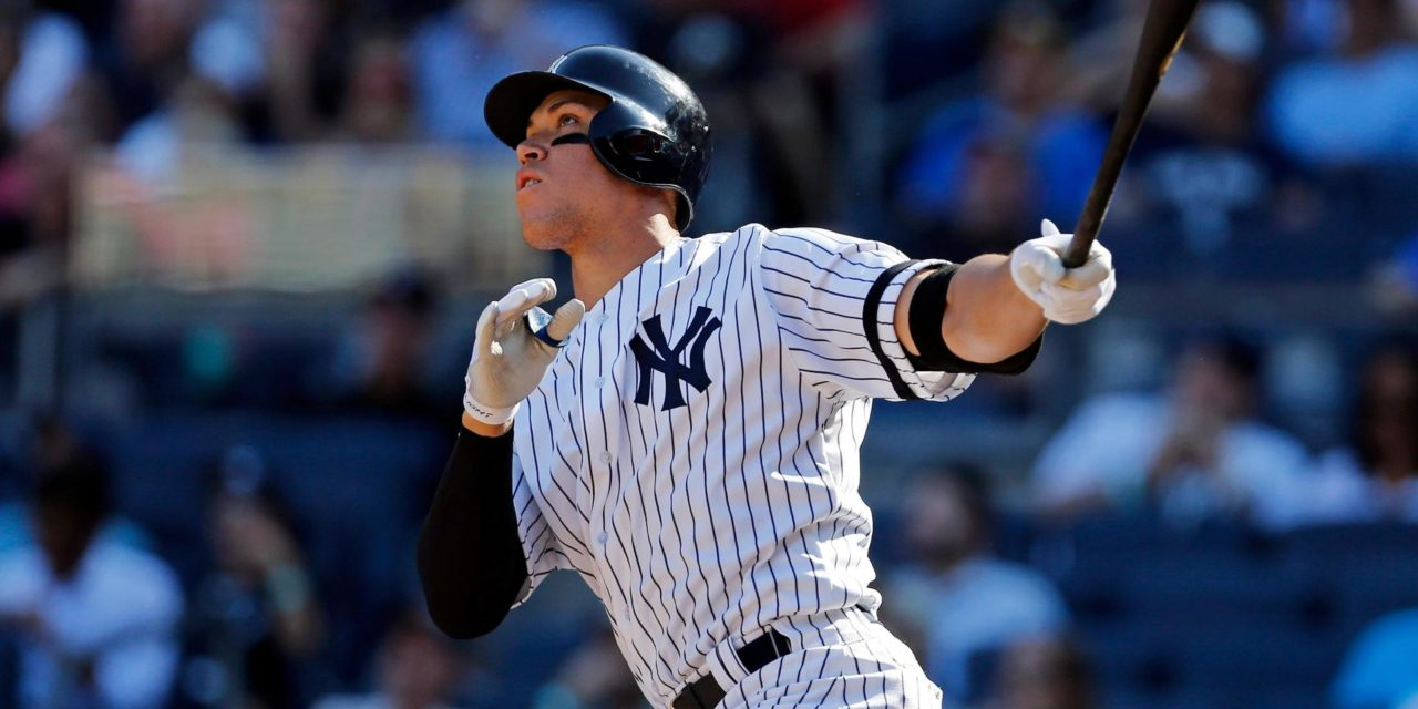 Aaron Judge: One of the Most Underrated Players in Baseball
