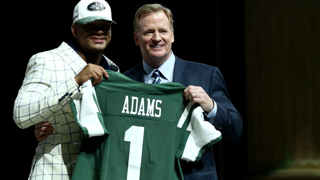 How The New York Giants Can Land Jamal Adams