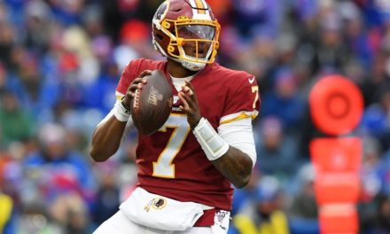 Why the 2020 Season is Crucial for the Future of the Redskins