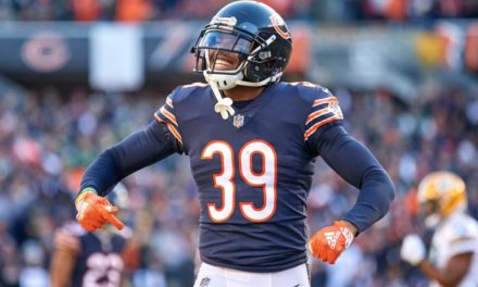 Why Eddie Jackson is a Top Five Safety But No One Realizes It