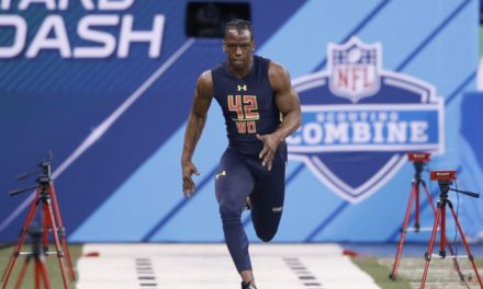 The Real Truth About The NFL's 40 Yard Dash