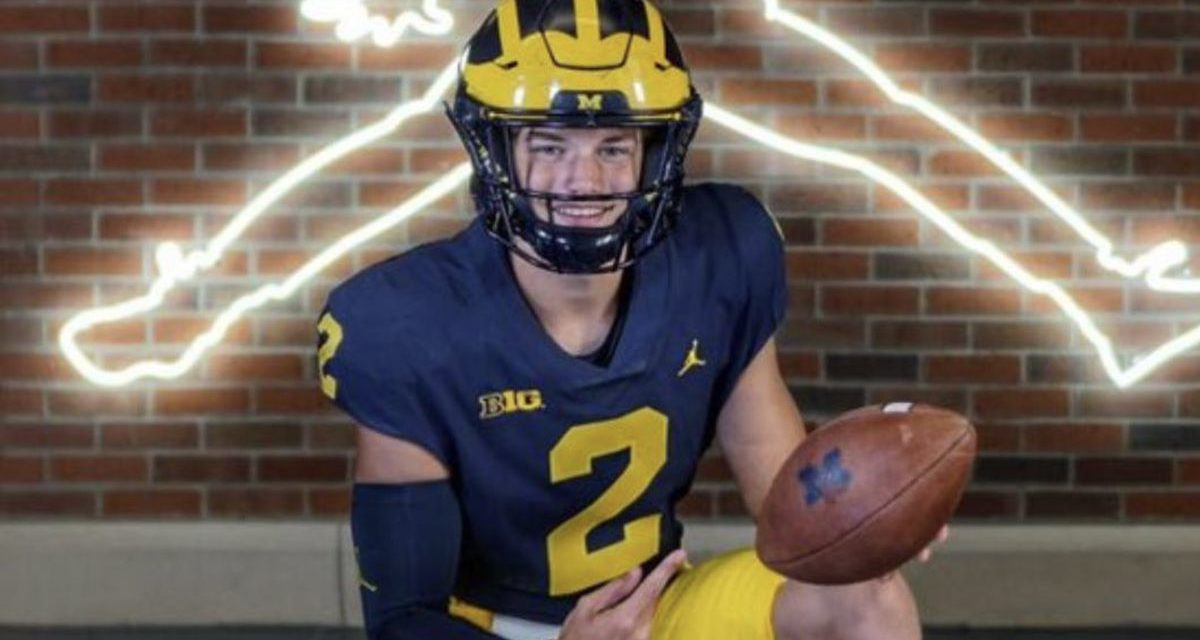 Michigan Football Recruiting Outlook