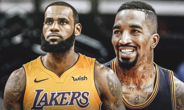 J.R. Smith is Back: What the Signing Means