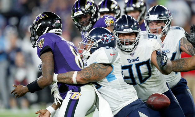 """Why Lamar Jackson Shouldn't Have Said He """"Underestimated the Titans"""""""