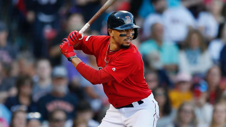 Five Teams That Could Potentially Sign Mookie Betts