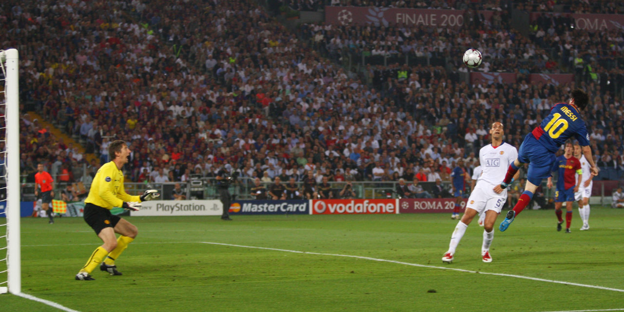 Ranking the Top 3 Best Football Goals of the 21st Century