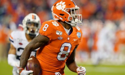 What the Justyn Ross Injury Means for Clemson