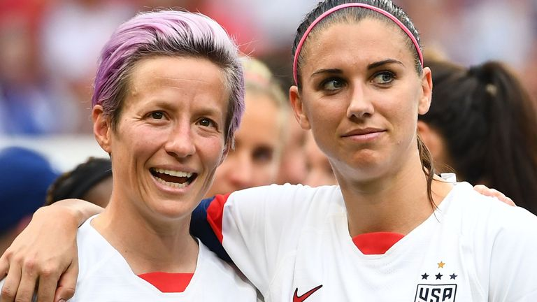 Explaining the US Women's National Team Argument for Equal Pay