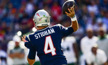 What the Cam Newton Signing Means for Jarrett Stidham and the Patriots