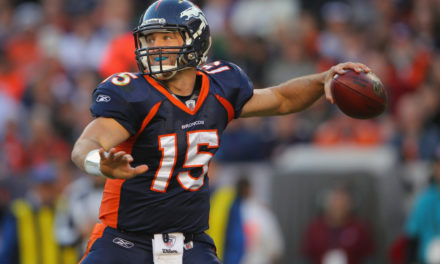 Why You Shouldn't Forget About Tim Tebow