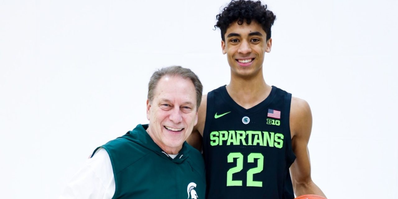 Michigan State Lands 5 Star Guard, Max Christie Jr.