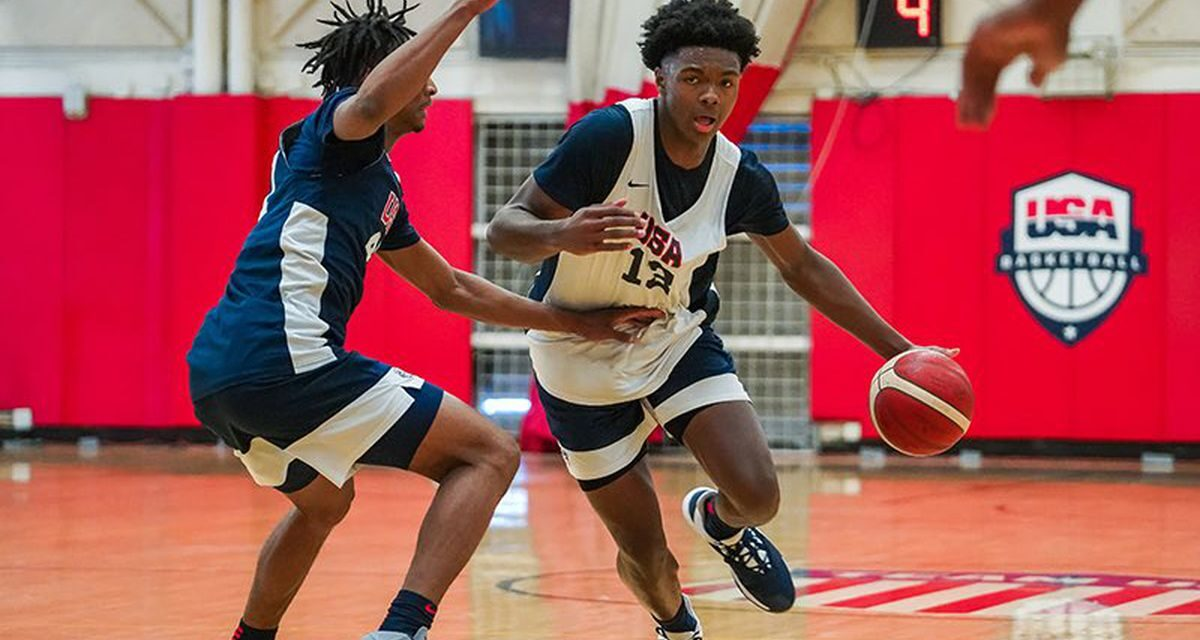 Interview/Story with 2021 5-Star Forward: Harrison Ingram