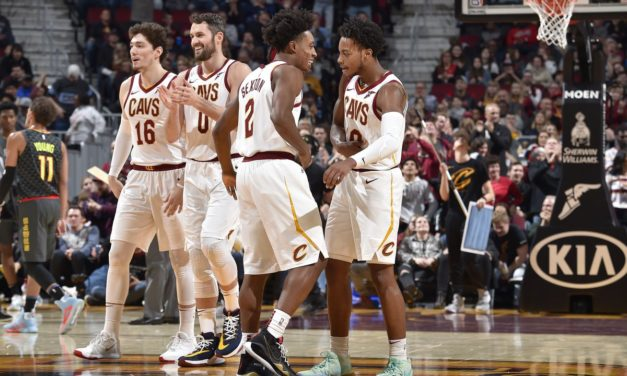 How The Cleveland Cavaliers Can Improve For The Future: Part One