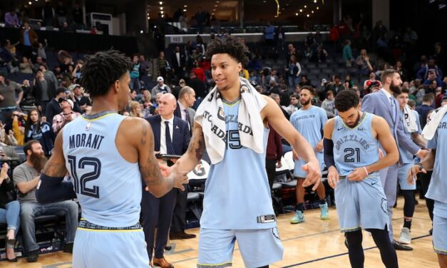 Predicting the Memphis Grizzlies Eight Games in the Bubble