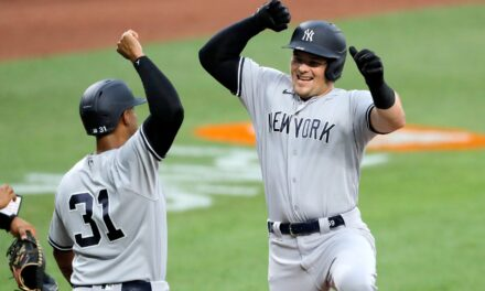 Yankees Take Series Against Baltimore And Head Back To The Bronx