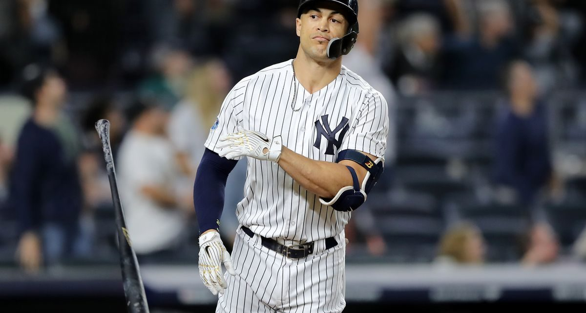 Why a Healthy Giancarlo Stanton Should Scare Everyone