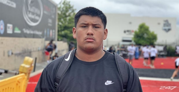 Interview with 2021 UNLV commit Anthony Rosas