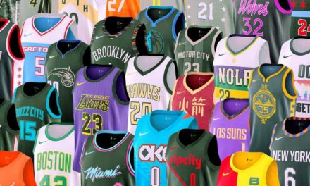 NBA City Jersey Rankings: No. 1-15