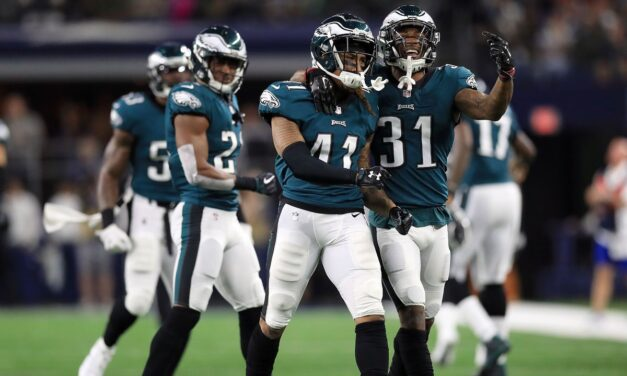 How The Eagles Reconstructed Their Struggling Secondary