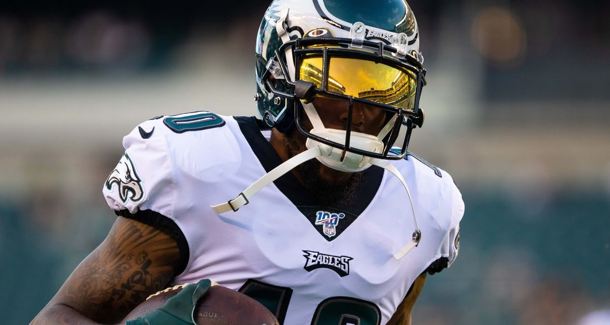 How The NFL Should Move Forward Regarding DeSean Jackson's Anti-Semitic Comments