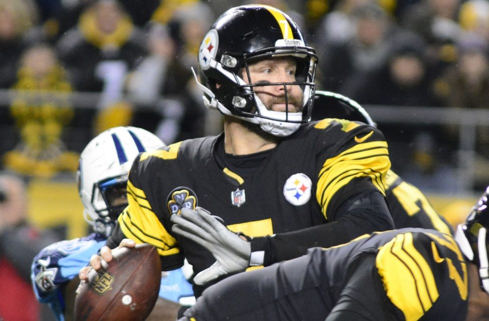 Why the Pittsburgh Steelers Will Have A Top 10 Offense Next Season