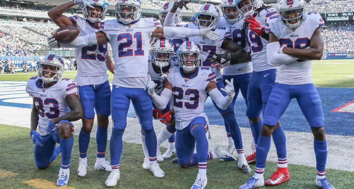 Are the 2020 Bills Different From the 2018 Jaguars and 2019 Bears?