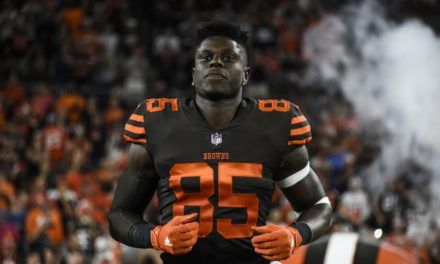 Top 5 Most Likely Landing Spots for David Njoku