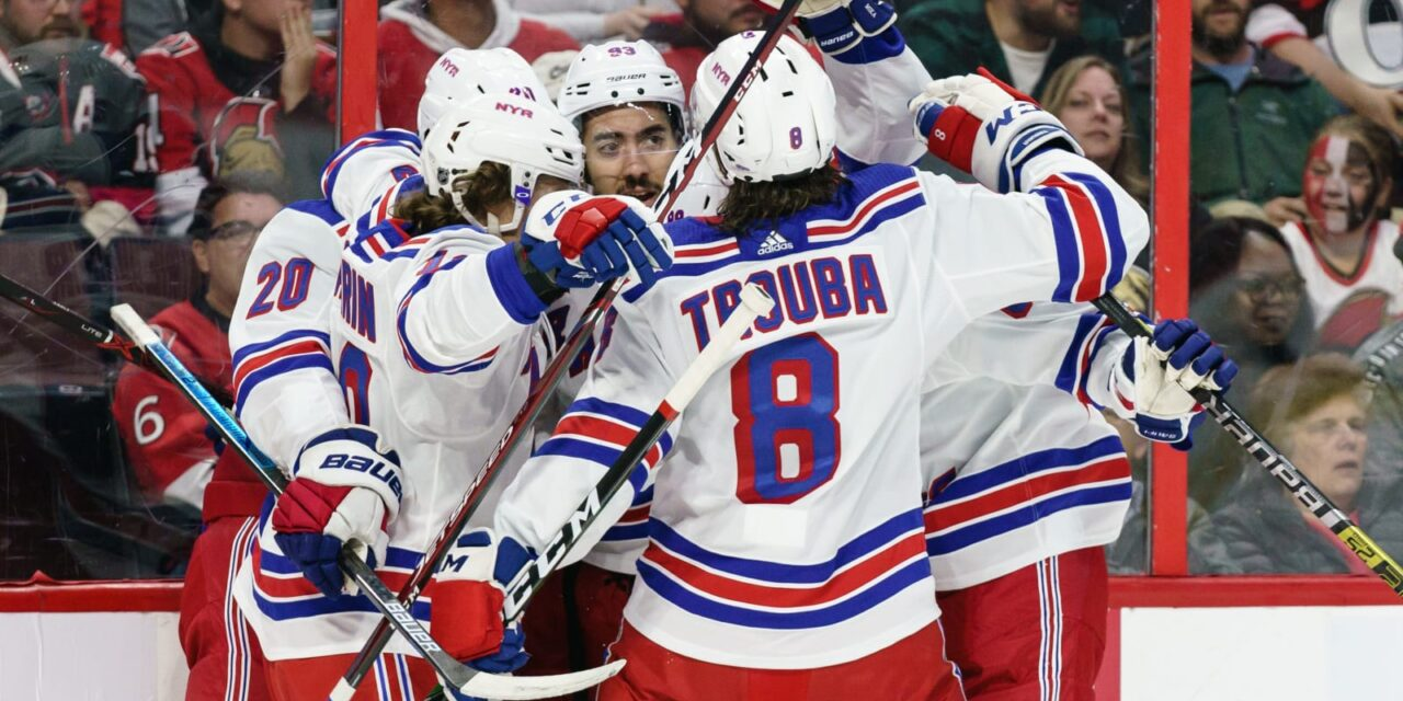 New York Rangers: How They Could Be A Stanley Cup Dark Horse