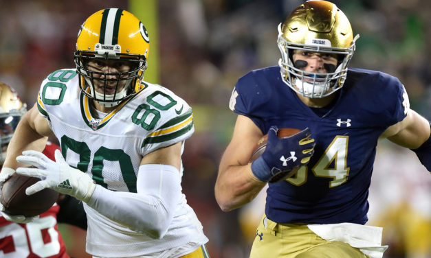 The Chicago Bears Released Two Tight Ends: The Bigger Picture