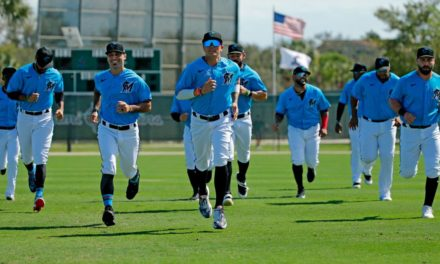 Report: Multiple Miami Marlins Test Positive for COVID-19