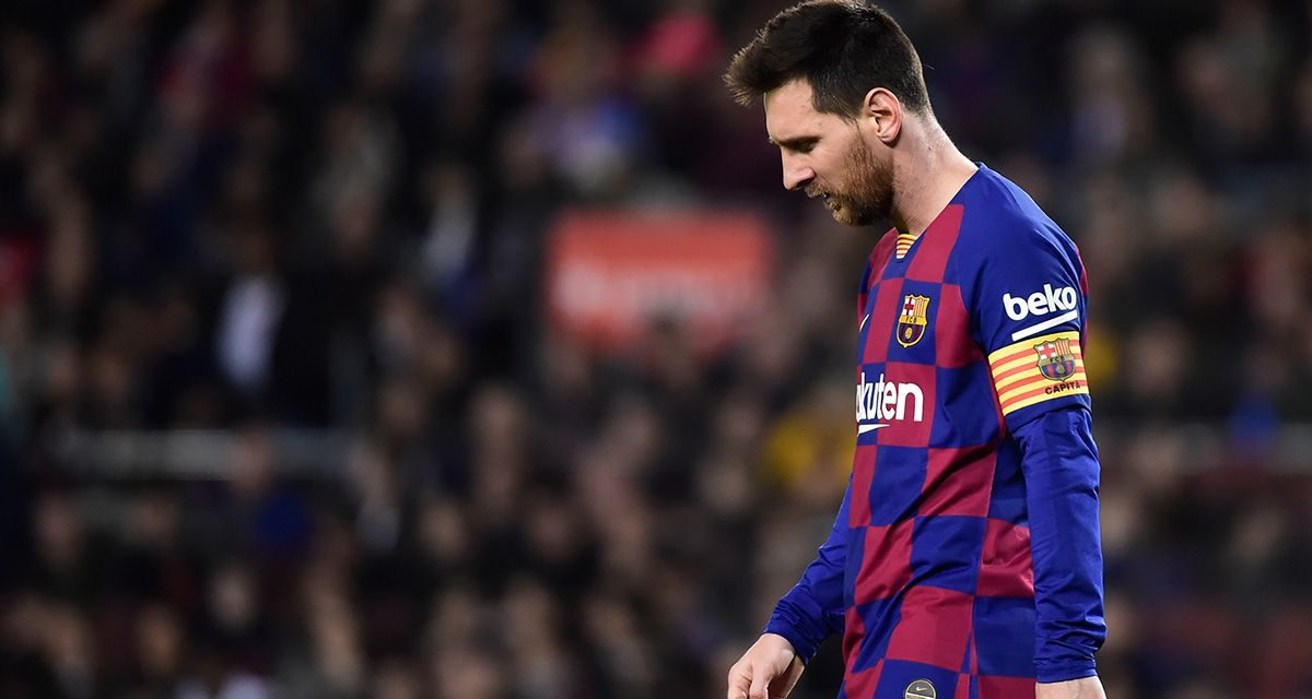 Is Lionel Messi Set to Leave Barcelona?