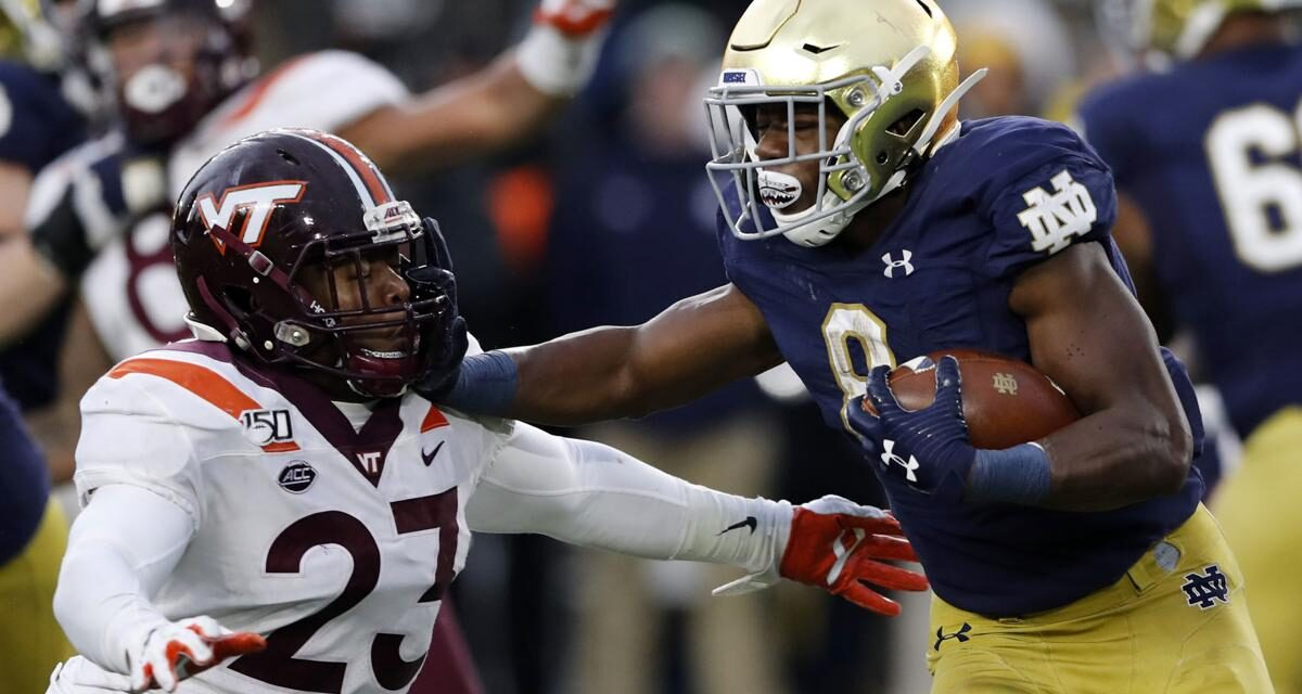 How Notre Dame's Presence Will Affect The Landscape Of ACC Football In 2020