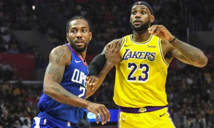 Lakers-Clippers Opening Night Matchup: What It Meant For Both Teams
