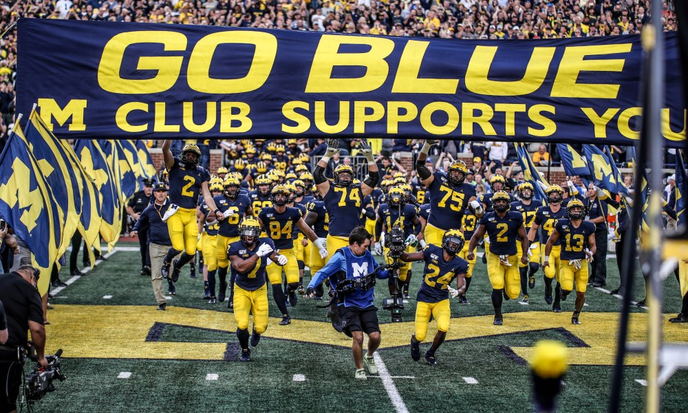 How The Canceling Of Non-Conference Games Affects Michigan Football