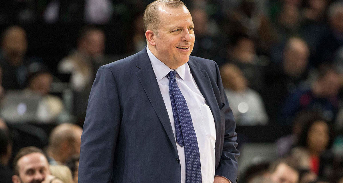 Why The New York Knicks Made A Horrible Decision To Sign Tom Thibodeau