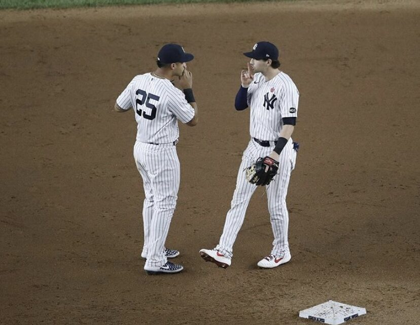 Yankees-Red Sox II: Bronx Bombers Break Out The Brooms And Sweep Boston