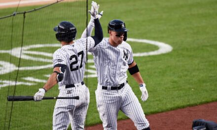 Yankees Sweep Red Sox In Home Opener And Continue Their Hot Start
