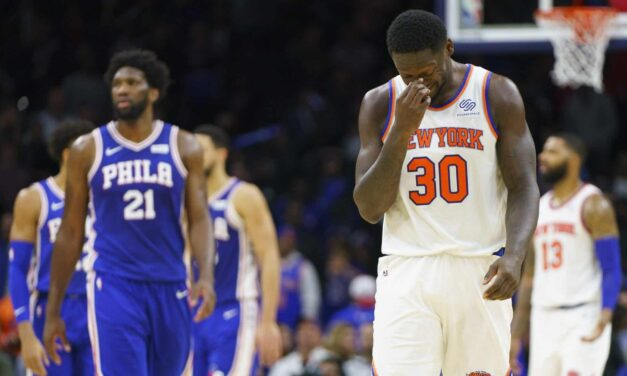 Why The NBA Wants The New York Knicks To Lose