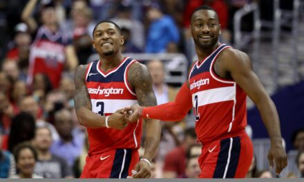 Breaking Down The Washington Wizards: Can They Compete Next Season