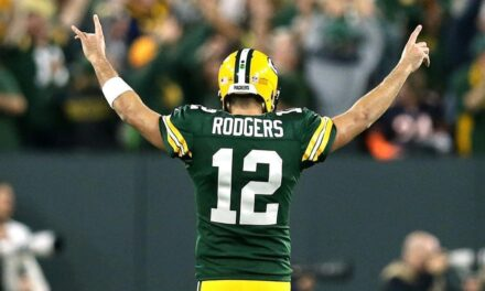 Aaron Rodgers To The Bears: Thanks, But No Thanks