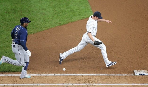 Yankees Fall Short To Tampa Bay In Three Games: Look To Bounce Back In Subway Series Matchup Against Mets